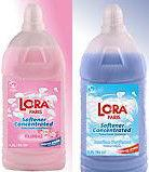 Concentrated conditioning Lora Paris for linen