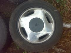 Sell the original alloy wheels R14 for Citroen