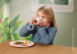 "Set of children's ware from ""Villeroy & Boch»"