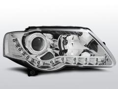 VW Passat B6 Headlights